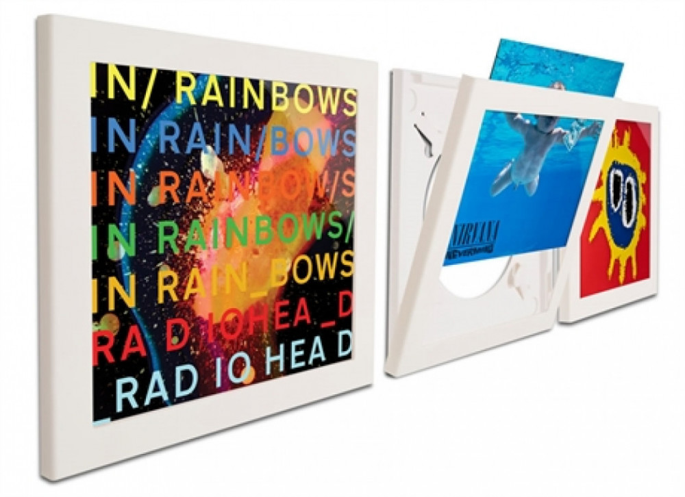 Pro-Ject Art Vinyl Flip Record Frames